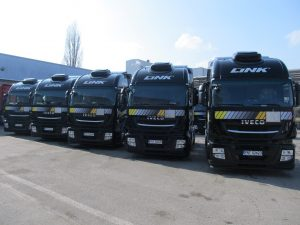 IVECO Stralis we flocie LINK