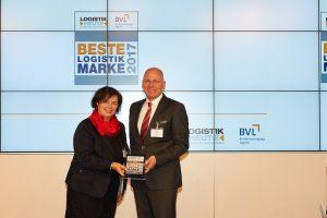 3 miejsce firmy Kögel w konkursie na najlepszą markę logistyczną