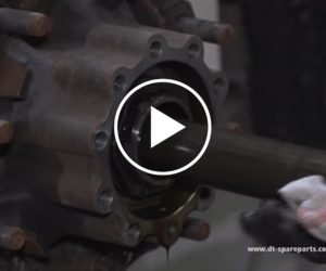Wymiana piasty - nowy video-poradnik DT Spare Parts