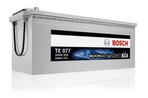 Bosch zwiększa pojemność i wydłuża gwarancję na dwa nowe akumulatory do pojazdów ciężarowych