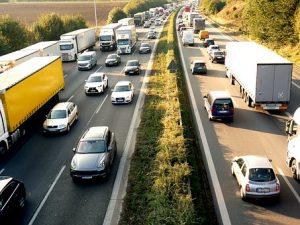 Rosną koszty transportu na drogach Europy