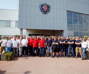 Krakusy najlepszymi serwisantami Scania w Polsce