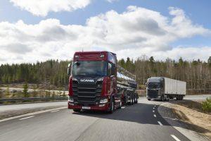 Scania prezentuje nowe silniki, kabiny i usługi