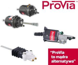 ProVia - nowa marka WABCO na rynku części zamiennych
