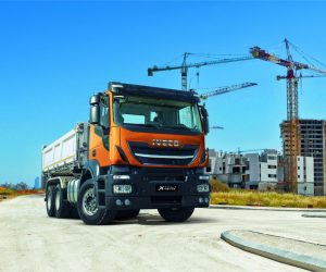 IVECO Stralis X-WAY na budowę i nie tylko