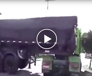 Nowa dyscyplina olimpijska – manewry ciężarówką
