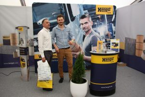 Hengst na Autos Truck Day 2017