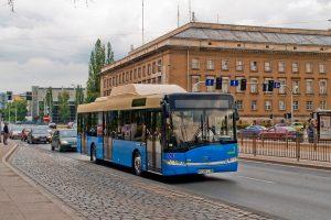 Nowe Solarisy Urbino CNG w Mysłowicach