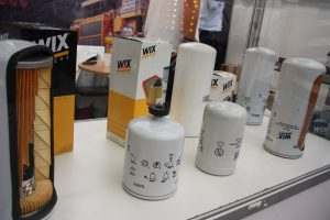 WIX Filters na Autos Truck Day 2017