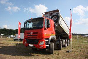 Tatra chce przejąć fabrykę MANa w Steyr