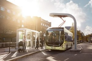 Malmö zamówiło 13 elektrycznych autobusów od Volvo