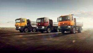 Tatra z ambicjami na polskim rynku ciężarówek