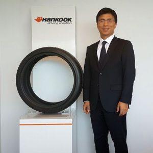 Firma Hankook mianuje nowego Dyrektora Zarządzającego w Polsce
