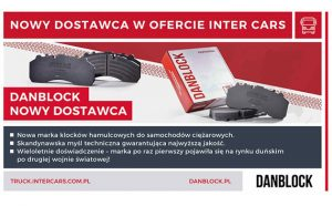 Nowy dostawca w Inter Cars
