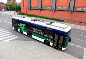 Elektryczne Solarisy dla norweskiego przewoźnika