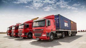 Firma DAF dostarcza pięćsetny pojazd ciężarowy w Jordanii