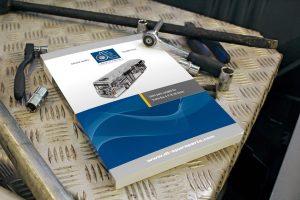 Nowy katalog DT Spare Parts dla autobusów Scania