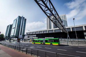 Nowe autobusy Solarisa w Poznaniu