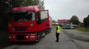 Impulsywny kierowca zaatakował inspektora
