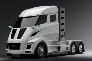 Nikola Motor i Bosch wspólnie stworzą napęd dla elektrycznych ciężarówek