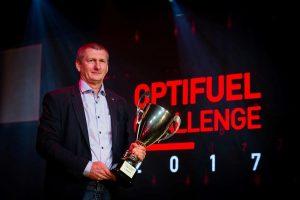 Polski finał Optifuel Challenge 2017