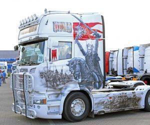 Znamy Pomorską Miss Scania 2017
