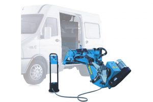 Mobilny serwis opon – jak wyposażyć pojazd?