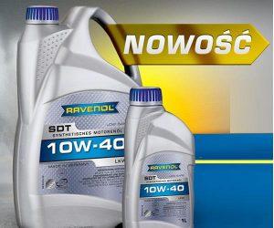 Nowy olej Ravenol do pojazdów ciężarowych