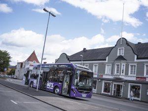 Göttingen wybrało elektryczne hybrydy Volvo