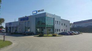 Grupa DBK rozwija sieć sprzedażowo-serwisową