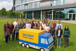 Dachser kształci młodych logistyków