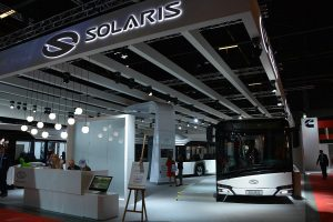 Solaris na Busworld 2017