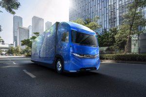 Kolejny producent z konceptem elektrycznej ciężarówki
