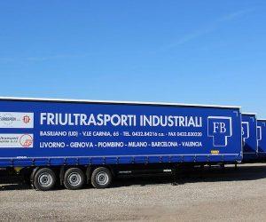 Firma Friultrasporti zamawia 100 naczep Kögel Cargo Coil z osiami Kögel Trailer Axles (KTA)
