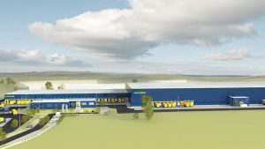 Dachser inwestuje 5 mln euro na Słowacji