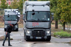 Kierowca z Bułgarii wygrywa konkurs Renault Trucks Optifuel Challenge