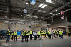 100 000 pojazd MAN wyjechał z fabryki w Niepołomicach