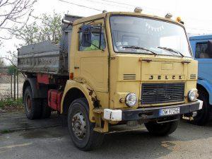 Historia marki Jelcz cz. 1 - ciężarówki