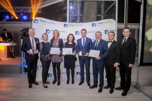 Laureaci plebiscytu Przyjazny Pracodawca TSL 2017