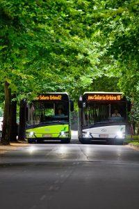 Rekordowa umowa na 150 Solarisów dla Wilna