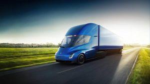 Firma UPS zamówiła 125 ciężarówek elektrycznych Tesli