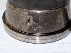 Technologia łożysk kół – diagnoza uszkodzeń