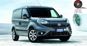Doblò Cargo zdobywa tytuł Light Van of the Year