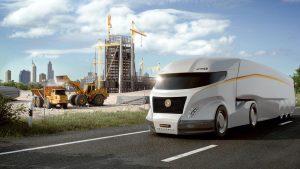 Transport przyszłości według Continental