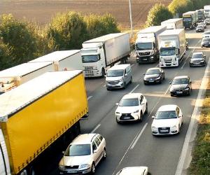 Polski rynek transportu to rynek przewoźnika