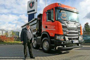 Scania XT już w Polsce