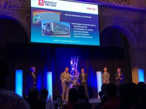 Renault zdobywa nagrodę za pojazd laboratoryjny Urban Lab 2