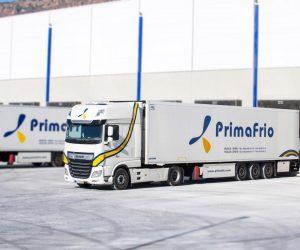 Nowe ciężarówki DAF XF dla Primafrio