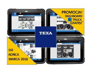 Nowa promocja TEXA dla samochodów ciężarowych
