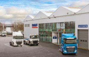 DAF otwiera nową placówkę dealerską w Paryżu